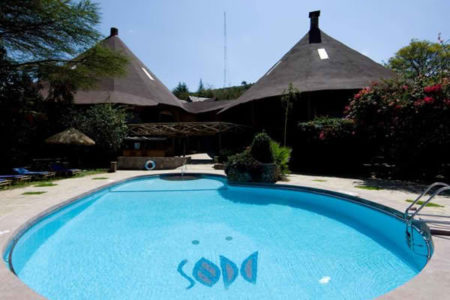 Mara Sopa Lodge Safari