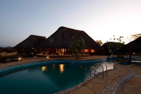 Samburu Sopa Lodge Safari