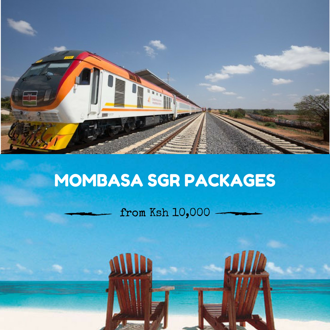 3 Day Mombasa SGR Train Package