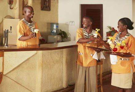 Neptune Beach Hotel Staff