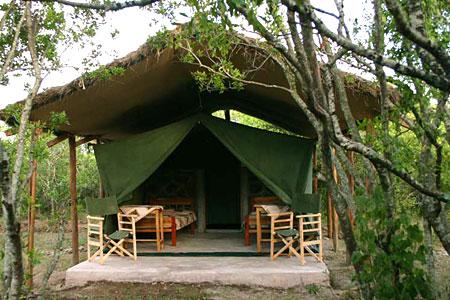 Base Camp Mara