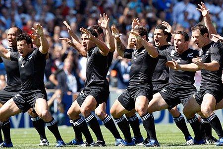 Haka Dance Rugby Sevens