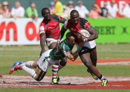 Kenya Rugby Sevens Team