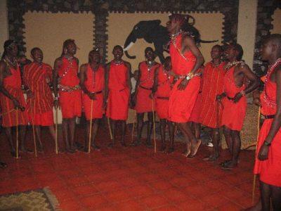Maasai Village Mara