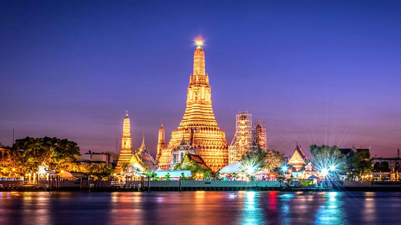 Bangkok City Tour Travel Bucket List