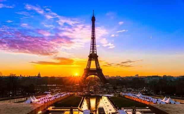 Eiffel Tower Vacay Deals Travel Bucket List