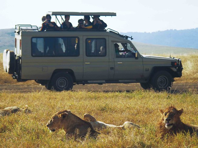 Overland African Safari