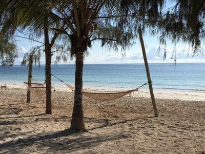 Uroa Beach Zanzibar