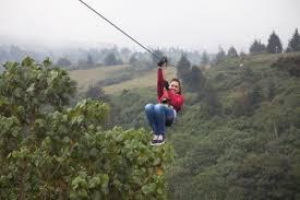 Ziplining Kereita Forest