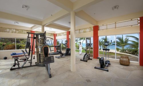Diamonds Dream Africa Gym