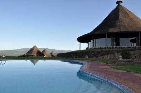 Ngorongoro Sopa Lodge