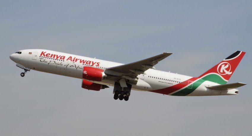 flights from Nairobi to Dar es Salam