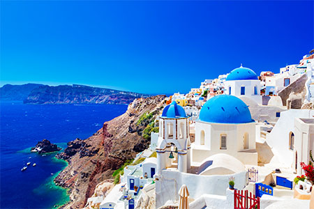 8 Day Greece Tour to Mykonos, Athens & Santorini