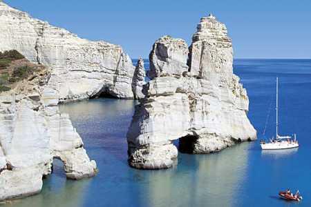 Milos Islands